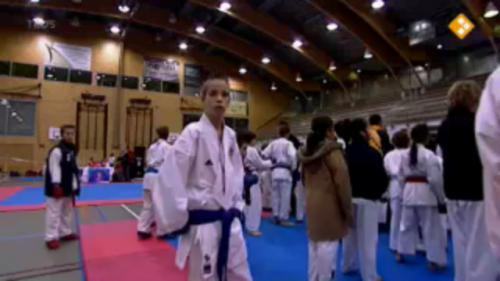 NK karate Julianadorp