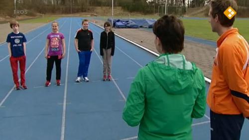 Zappsport Running Team: aflevering 1